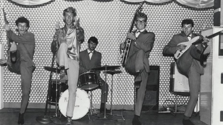 Rory Storm and the Hurricanes, banda de Ringo Starr antes dos Beatles