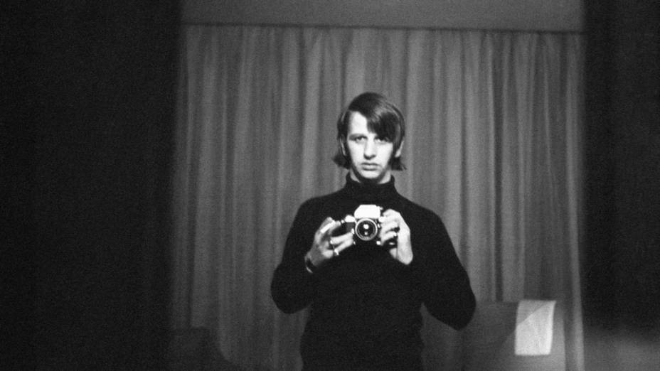 Auto-retrato de Ringo Starr