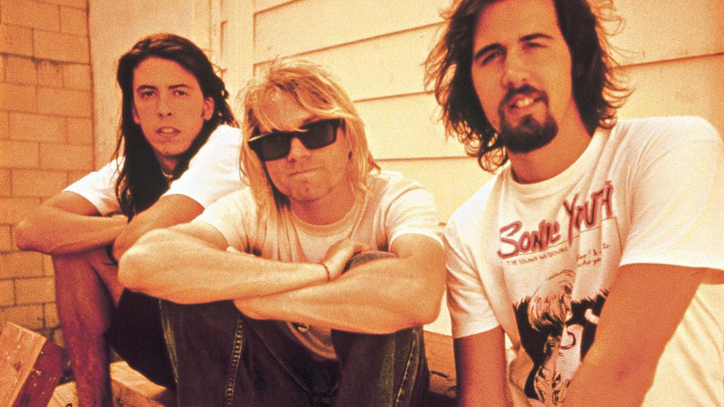 Clássica do Nirvana é eleita melhor música dos anos 1990 | VEJA