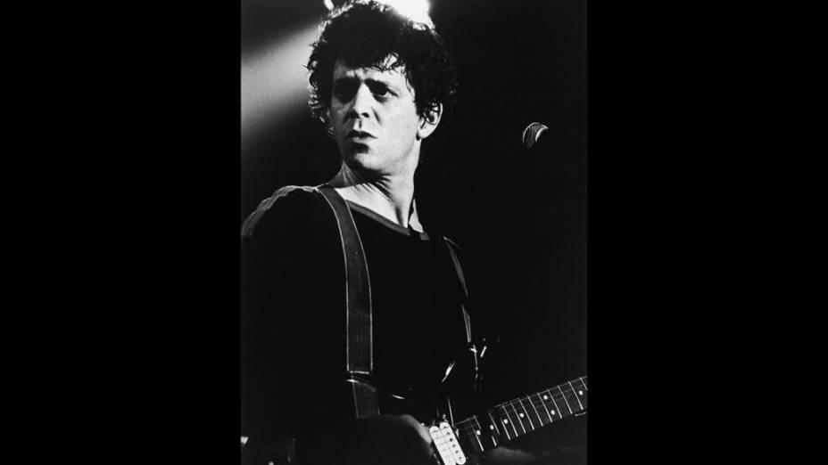 Lou Reed em foto de 1970