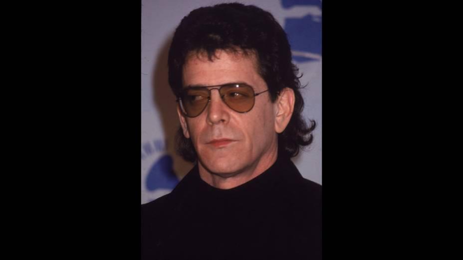 Lou Reed no Grammy de 1990