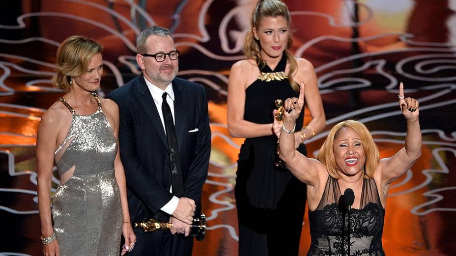 A Um Passo do Estrelato, dirigido por Morgan Neville, ganha o Oscar na categoria de melhor documentário