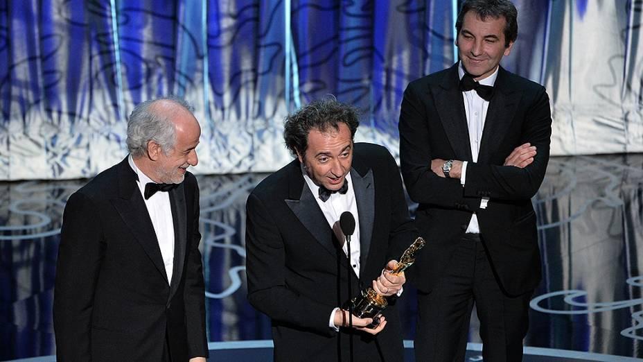 O italiano A Grande Beleza, de Paolo Sorrentino, levou o prêmio de melhor filme estrangeiro