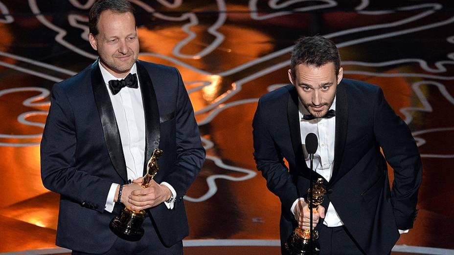 Helium, do dinamarquês Anders Walter, levou o Oscar de melhor curta-metragem