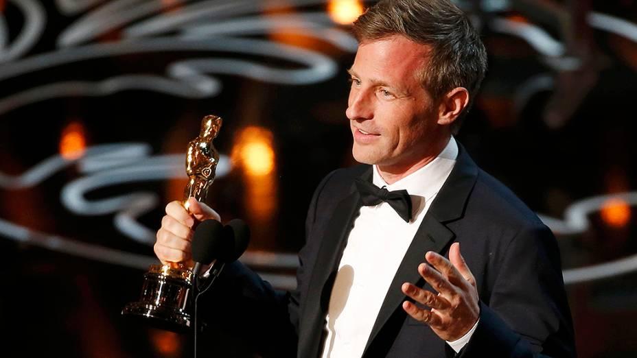 Dirigido e roteirizado por Spike Jonze (foto), o filme Ela levou o prêmio de melhor roteiro original