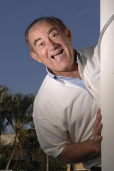 Renato Aragão, humorista, criador do personagem Didi Mocó