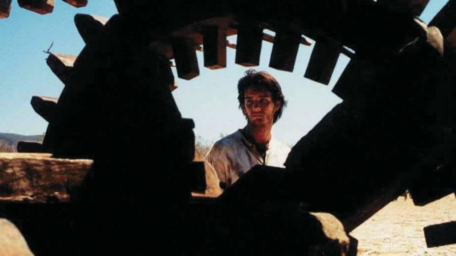 """Rodrigo Santoro, no filme """"Abril Despedaçado"""", de Walter Salles, em 2001"""