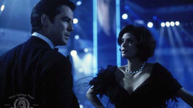 Cena do filme 007 - O Amanhã Nunca Morre (1997)