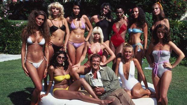 Cena do filme 007 - Somente para Seus Olhos (1981)