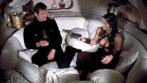 Cena do filme 007 - O Espião que me Amava (1977)