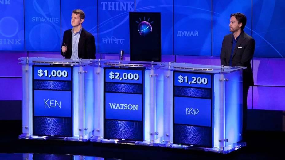 2011 - O supercomputador Watson vence o campeonato americano Jeopardy! O Watson pode detectar nuances nas palavras, ironia e enigmas – e inspira novos campos de pesquisa e inteligência artificial