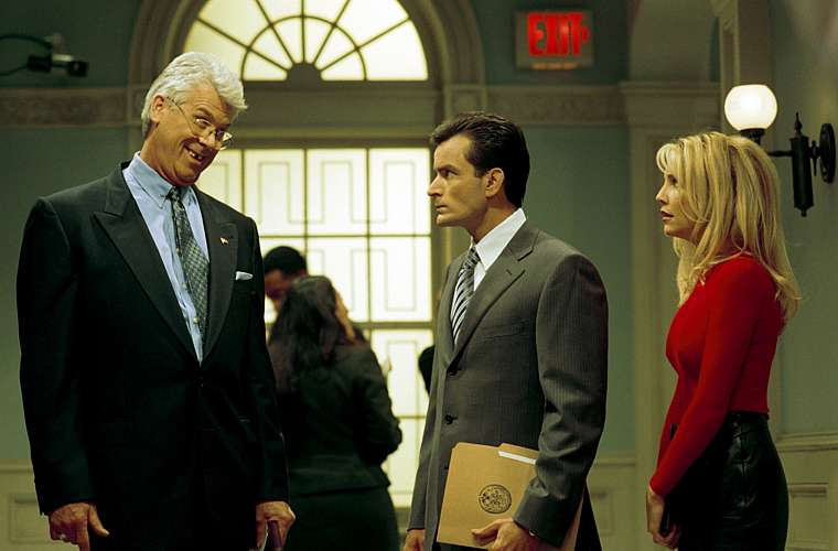 Em 2000 substituiu Michael J.Fox na série <em>Spin City</em> e juntou-se a Barry Bostwick e Heather Locklear.