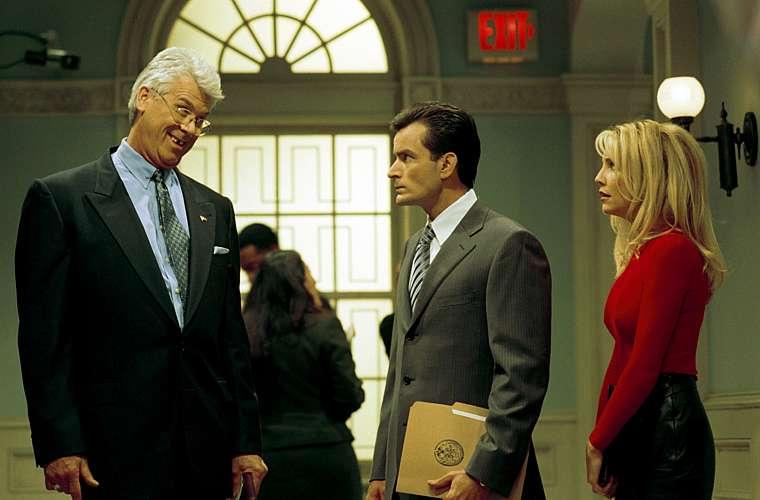 Em 2000 substituiu Michael J.Fox na série <em>Spin City</em> e juntou-se a Barry Bostwick e Heather Locklear.