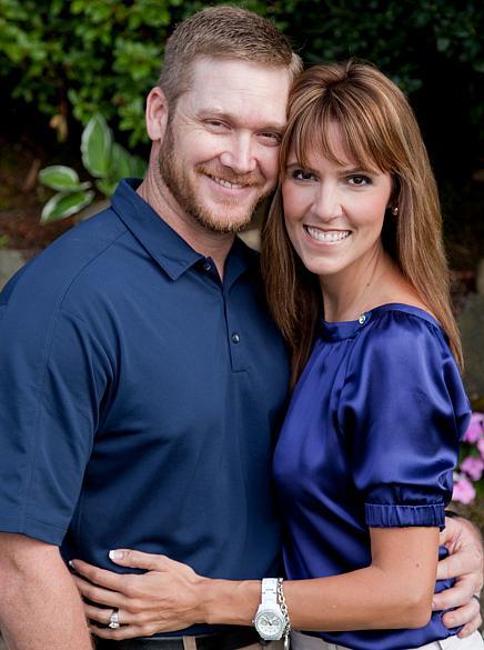Chris Kyle e a mulher, Taya