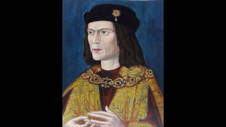 <p>Com a chegada da dinastia Tudor ao poder, Ricardo III passou a ser descrito como um homem cruel, capaz de tudo pelo poder</p>