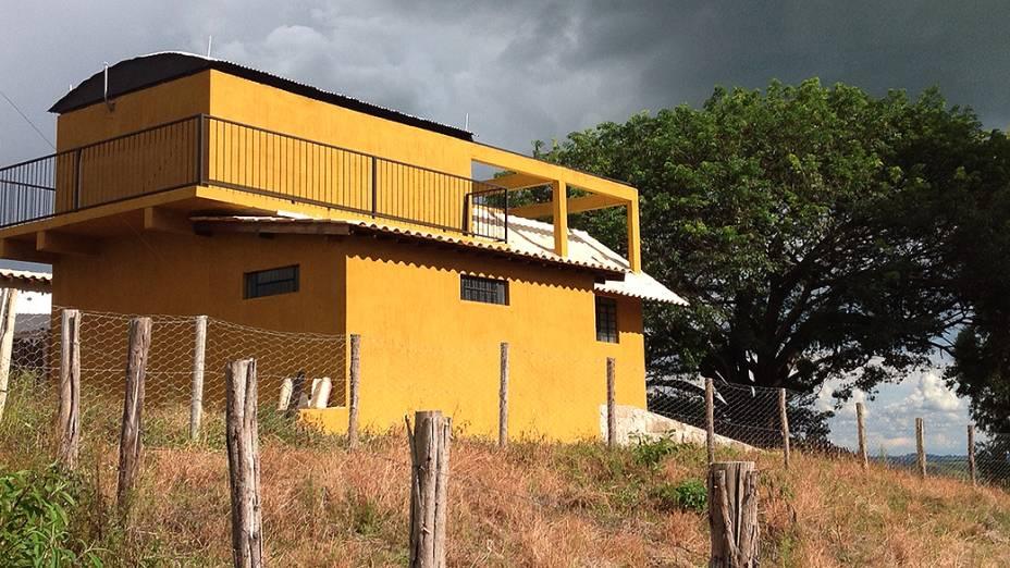 O observatório Sonear, construído próximo a Oliveira, cidade no interior de Minas Gerais