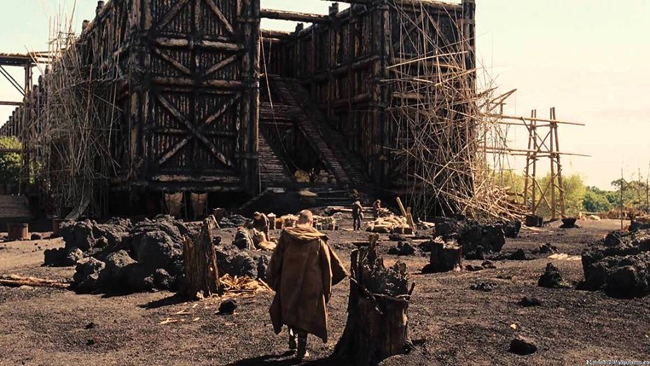 Cenas do filme Noé