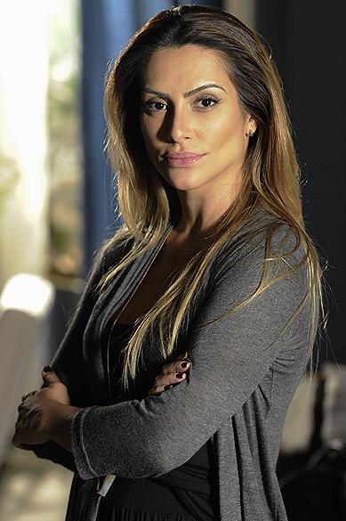 "Cleo Pires, na novela ""Salve Jorge"", da Rede Globo"