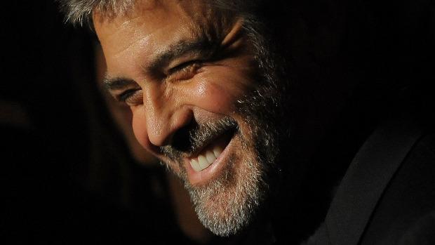 George Clooney como o médico Doug Ross em E.R.