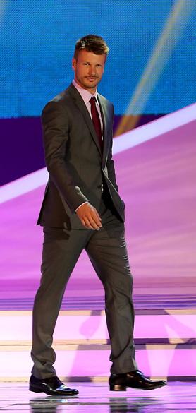 Rodrigo Hilbert é o apresentador do sorteio dos grupos da Copa de 2014