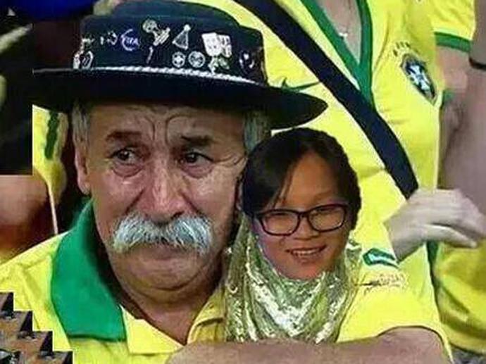 Eliminação de Jiang do MasterChef é comparada ao jogo em que o Brasil de 7 a 1 para a Alemanha na Copa do Mundo