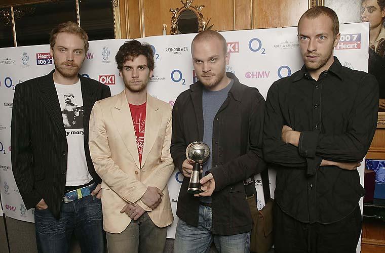 A banda já teve vinte indicações para o Grammy, e levou sete prêmios.