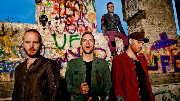 Shows internacionais no Brasil em 2017: Coldplay