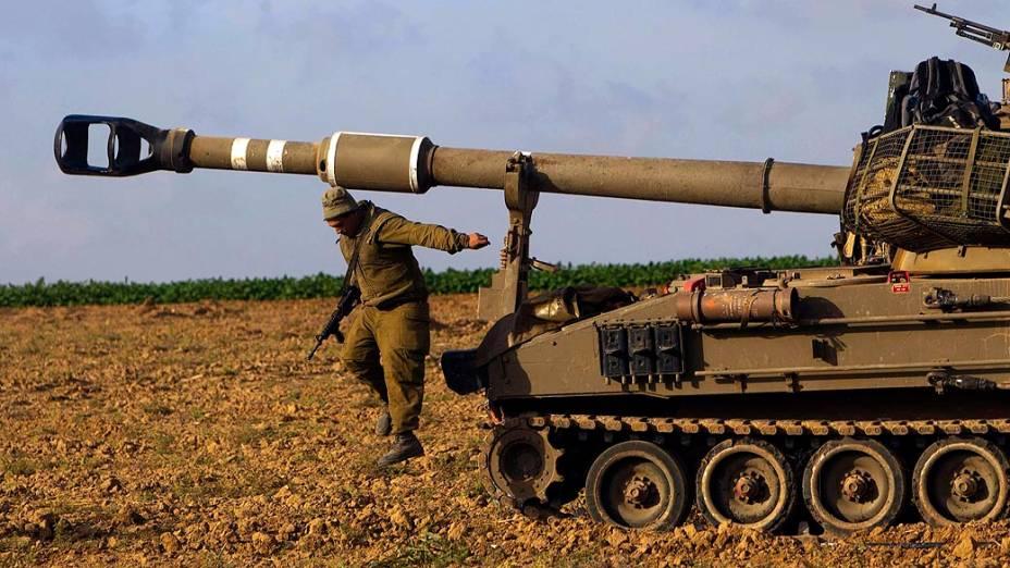 Soldado Israelense