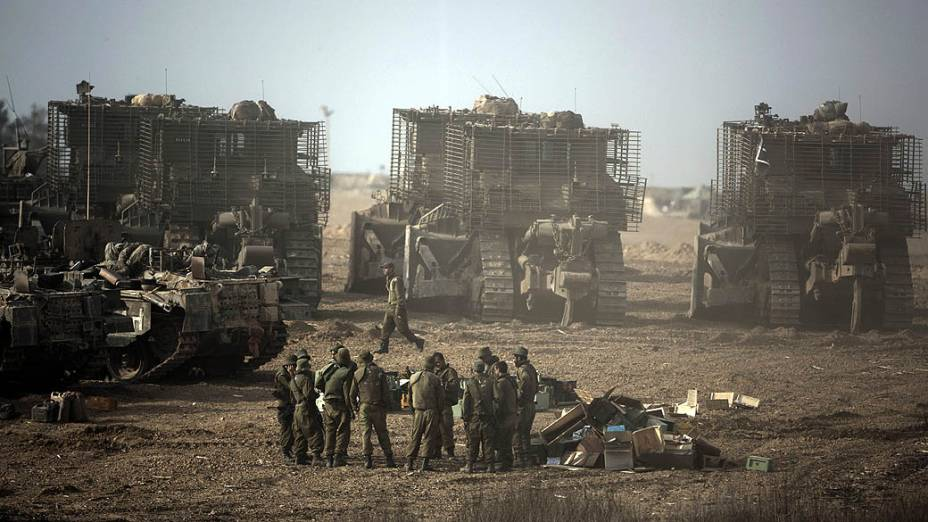 Soldados Israelenses