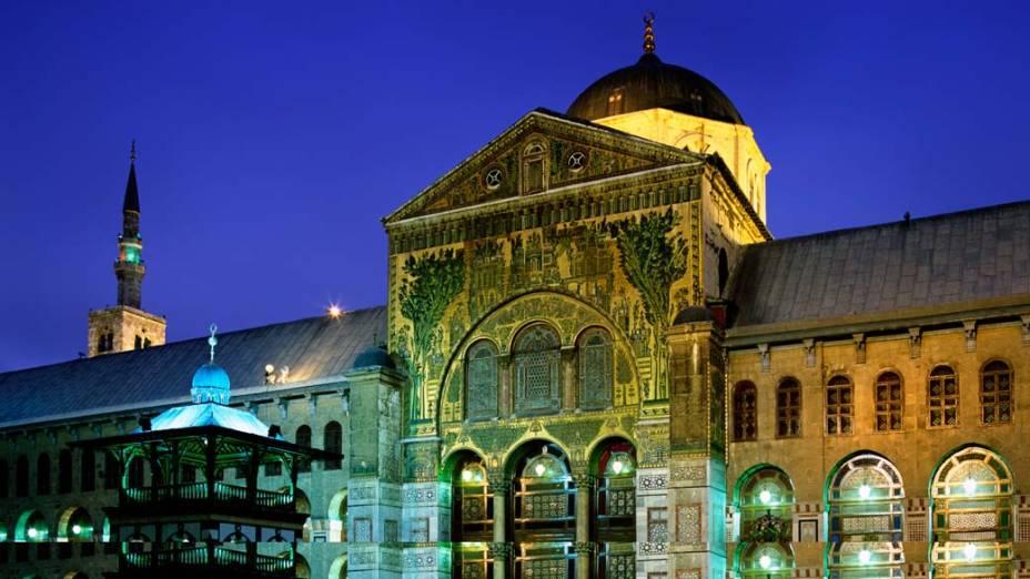 Mesquita Omayyad em Damasco, Síria