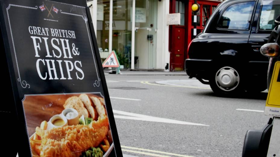<p>Consumo verde: tendência no tradicional peixe com fritas dos ingleses</p>
