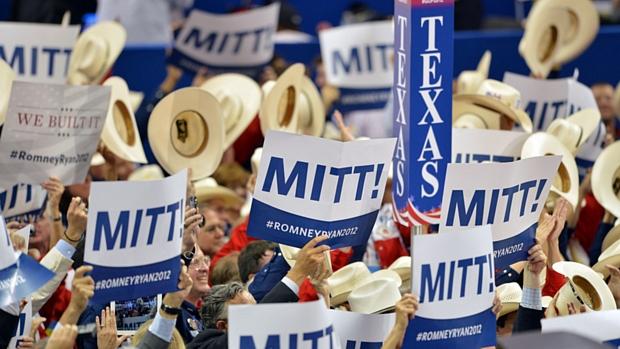 Convenção da Flórida é uma oportunidade para impulsionar a campanha de Mitt Romney