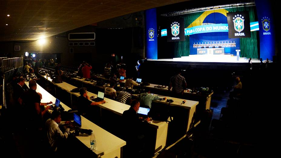Preparativos para a convocação da Seleção Brasileira de Futebol para a Copa do Mundo 2014,nesta quarta-feira (07)