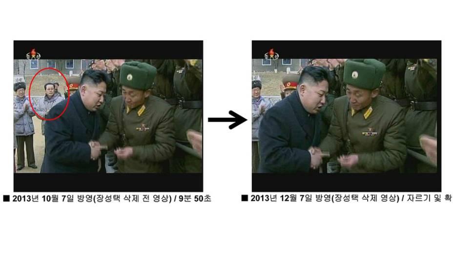 Tio de Kim Jong-un é retirado de documentário oficial