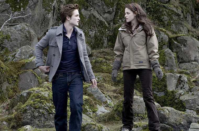 Edward e Bella terão uma versão nos desenhos em quadrinhos.