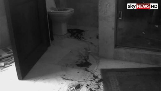 Local onde Oscar Pistorius matou a namorada, a modelo Reeva Steenkamp