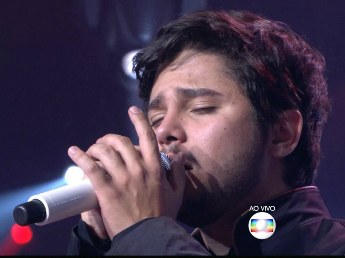 Renato Vianna no The Voice Brasil