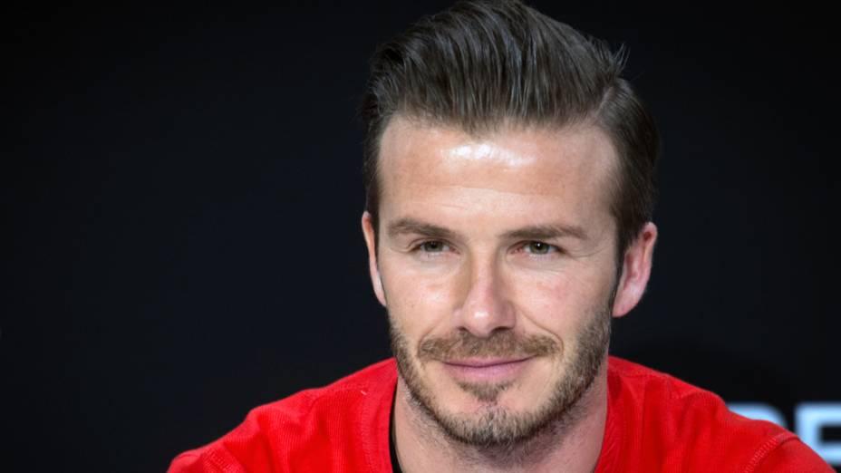 """O ex-jogador de futebol David Beckham declarou que é contra a independência. """"O que nos une é muito maior do que aquilo que nos divide. Vamos ficar juntos."""""""