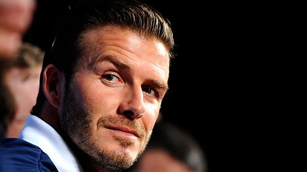 David Beckham é é mais que um jogador de futebol, é uma marca, diz Leonardo
