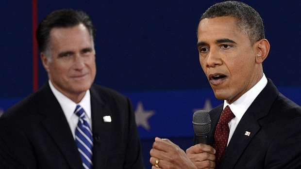Cadidatos à Casa Branca tentaram convencer eleitores indecisos no segundo debate