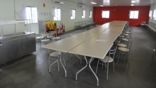 Alunos afirmam que refeitório do campus de Guarulhos da Unifesp é insuficiente para o número de alunos