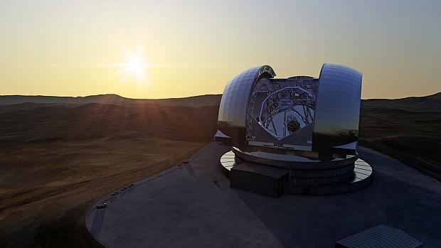 Maior telescópio da história vai investigar origem do universo e expansão acelerada do cosmo | VEJA