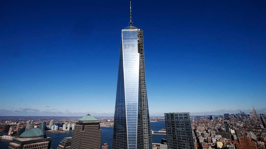 Torre do One World Trade Center