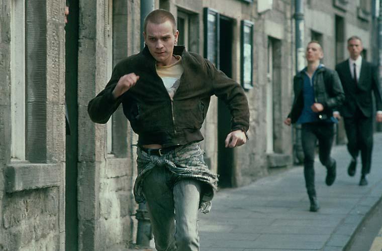 """O ator escocês Ewan McGregor, que estrelou a versão de Trainspotting para o cinema, é um apoiador do """"não"""""""