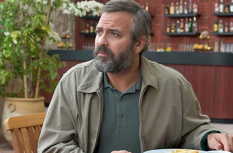 George Clooney engordou 16 quilos para trabalhar em Syriana