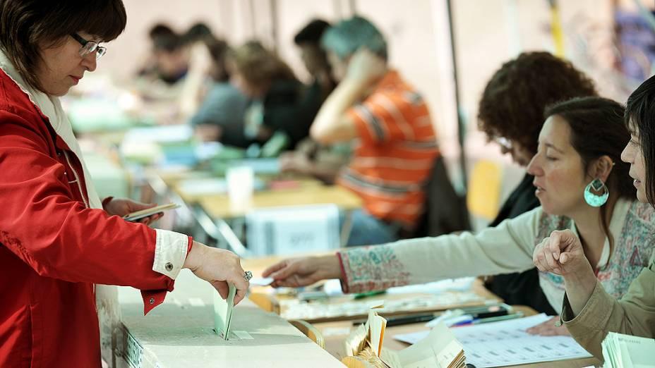 O Chile que vai às urnas neste domingo, 17, para eleger uma nova presidente