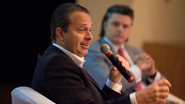 Eduardo Campos participa de reunião das Diretorias Plenárias da ABIMAQ/SINDIMAQ