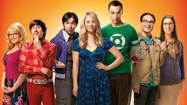 Elenco da série The Big Bang Theory