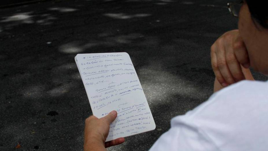 Estudantes fazem revisão de última hora antes do Enem 2013