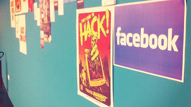 Escritório do Facebook no Brasil, localizado em São Paulo